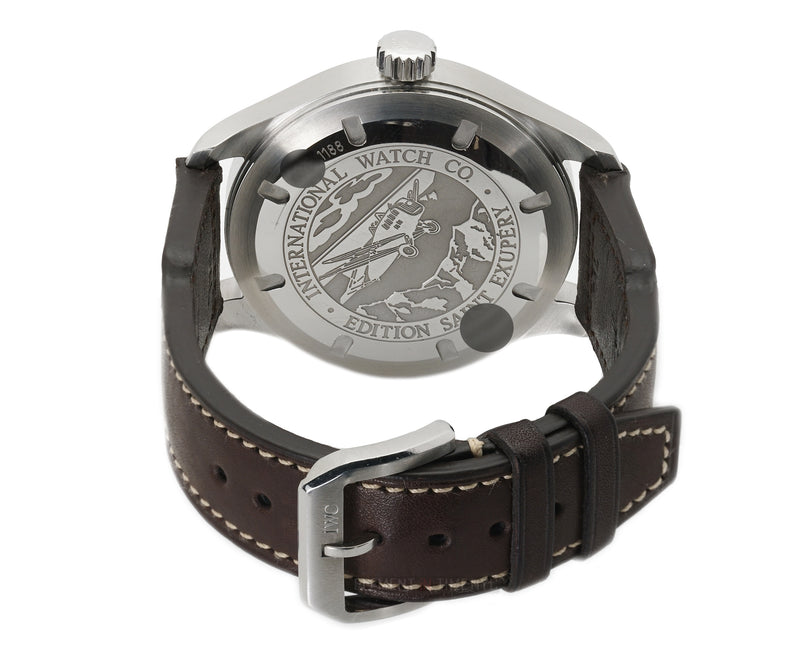 UTC Antoine De Saint Exupery Limited Edition Steel 44mm XXXX/1188