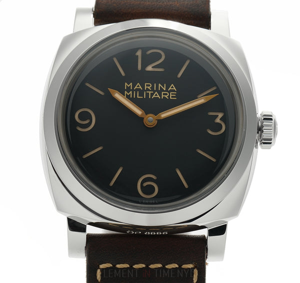 Radiomir 1940 3 Days Marina Militare Steel 47mm 2014 Special Edition
