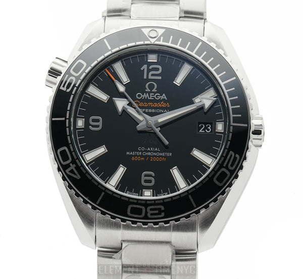 Planet Ocean Co-Axial Ceramic Bezel 39.5mm