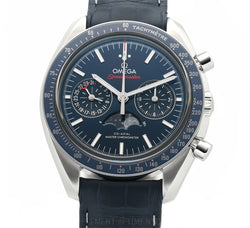 Moonwatch Co-Axial Moonphase Chronograph Ceramic Bezel 44mm