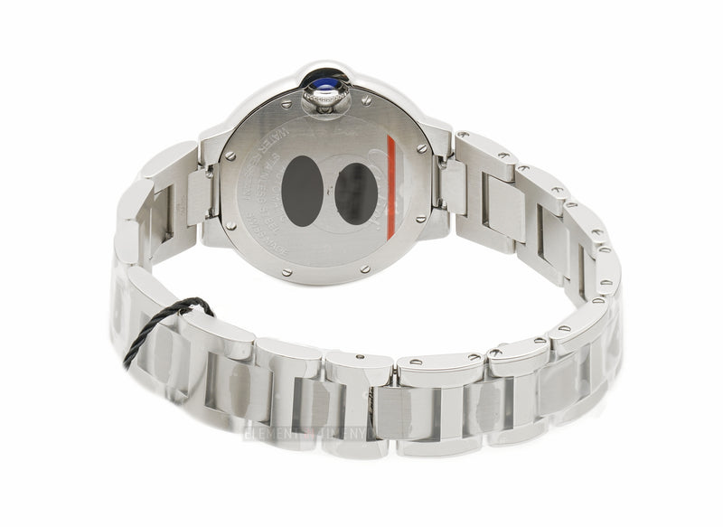 Stainless Steel 33mm Automatic On Bracelet