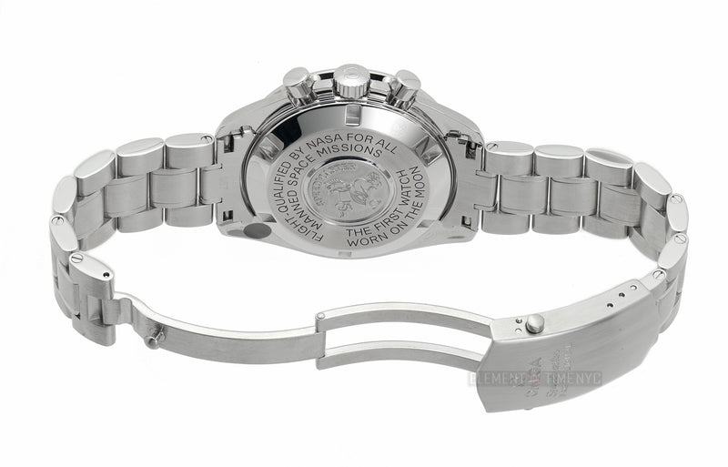 Professional Moonwatch Steel 42mm Solid Case Back 10/2015