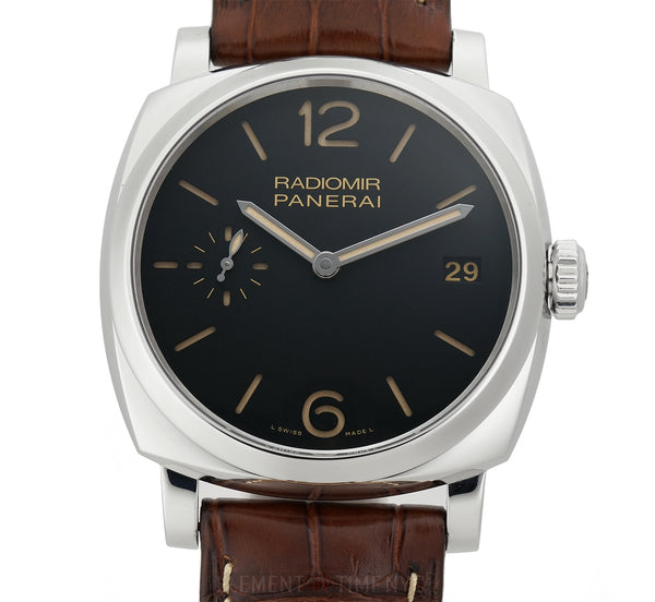 Radiomir 1940 3 Days Steel 47mm Sandwich Dial R Series