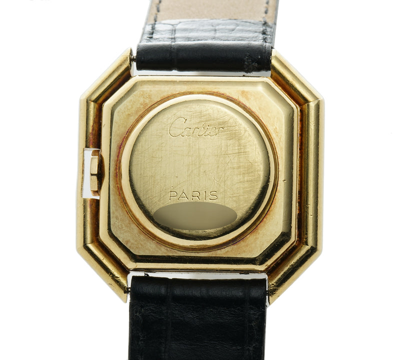 Ceinture 18k Yellow Gold 31mm Automatic