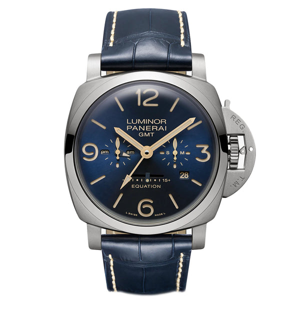 Equation Of Time GMT 47mm Titanium
