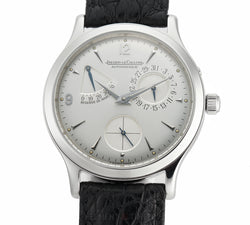 Reserve de Marche Steel 37mm Silver Dial On Deployment