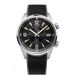 Polaris Date Steel 42mm Black Dial