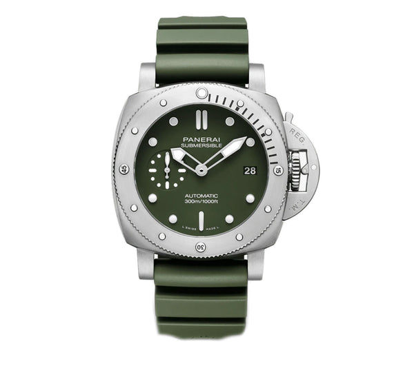 42mm Verde Militare Exclusive Online Edition LTD 500 pcs