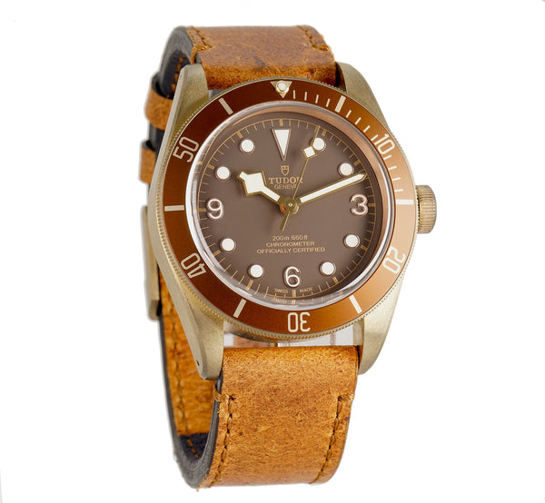 Bronze Diver 43mm Brown Dial