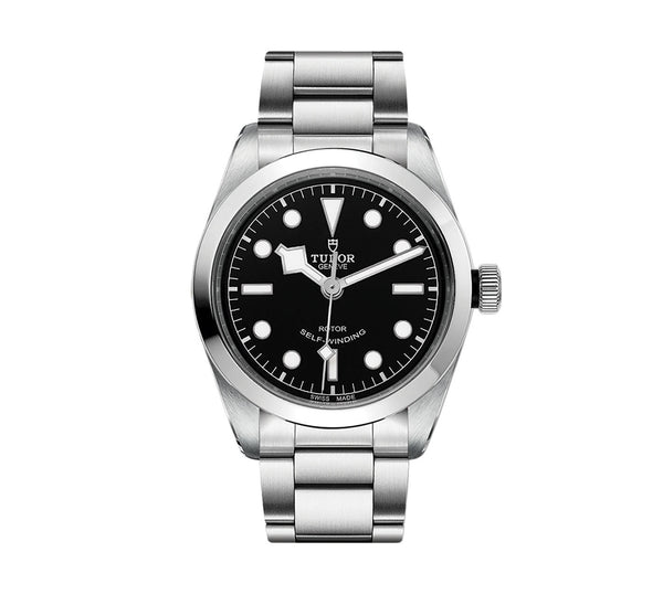 Black Bay 36 Stainless Steel Black Dial On Bracelet