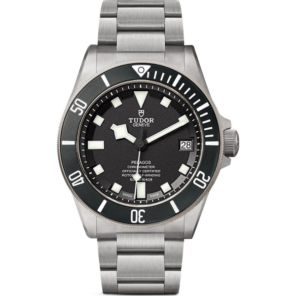 DIVER TITANIUM 42MM BLACK DIAL