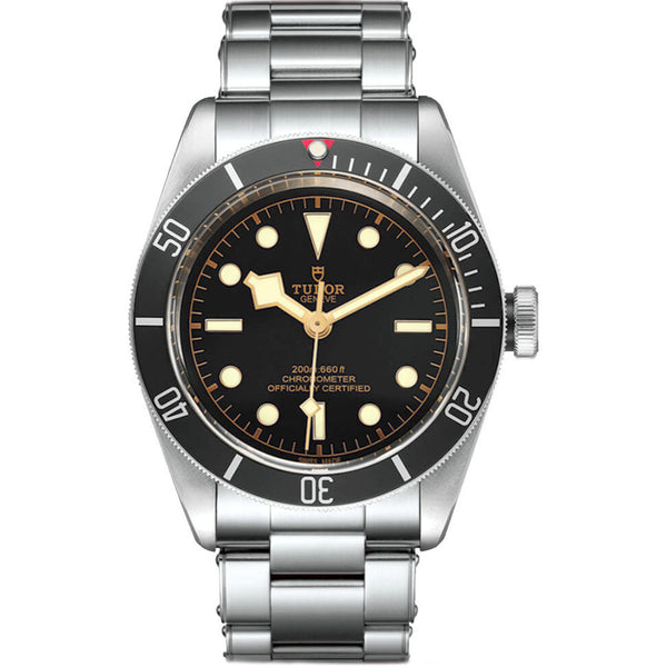 Diver Steel Black Dial 41mm