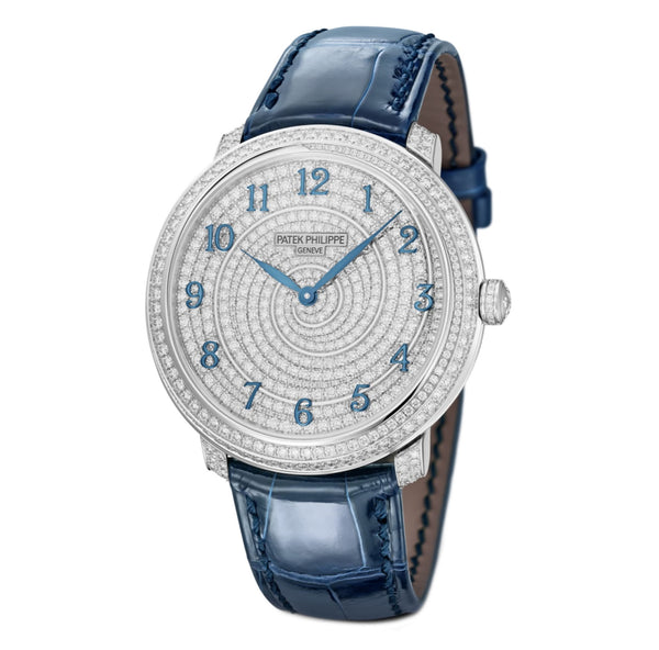 Diamond Ribbon Joaillerie 37mm Diamond Dial