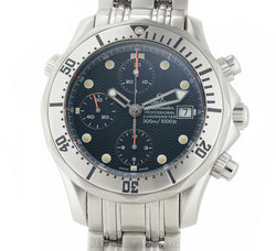 300M Chronograph Diver 42mm Stainless Steel