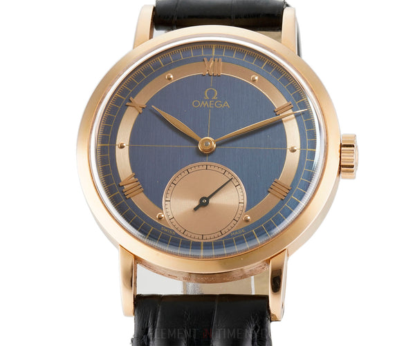 Centenary 1894 Japan Limited Edition 18k Rose Gold 35mm Blue Dial