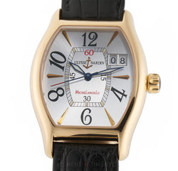 Big Date 18k Rose Gold 35mm Silver Dial 2003