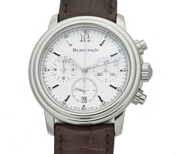 Chronograph Stainless Steel White Dial 38mm