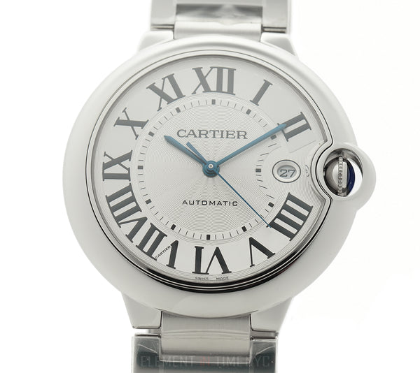 Large 42mm Stainless Steel Automatic