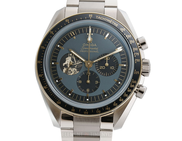 Apollo 11 50th Anniversary Moonwatch 42mm Limited Edition XXXX/6969