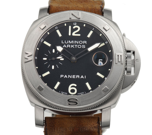 Luminor Submersible Arktos Special Edition Steel 2004