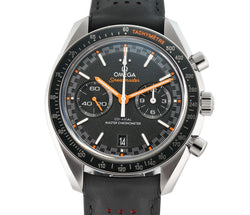 Racing Co-Axial Master Chronometer Chronograph 44mm Orange Accents