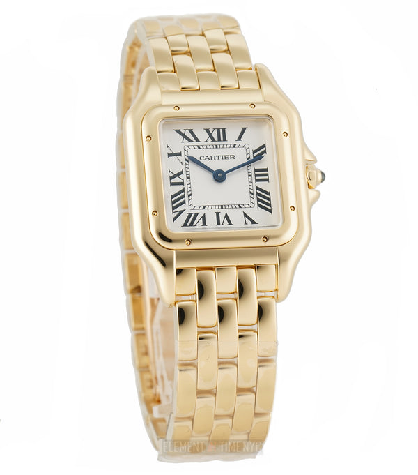 Cartier Panthere Medium 18k Yellow Gold