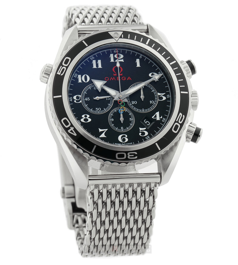 Olympic Collection Planet Ocean Chronograph 2012
