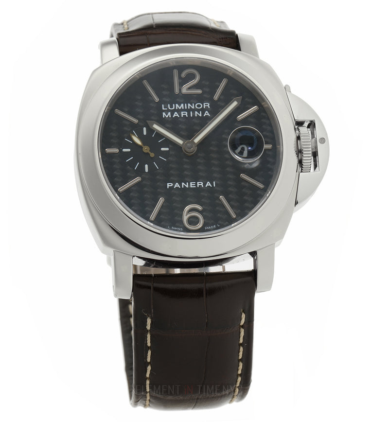 Luminor Marina 18k WG Carbon Fiber Dial 2004