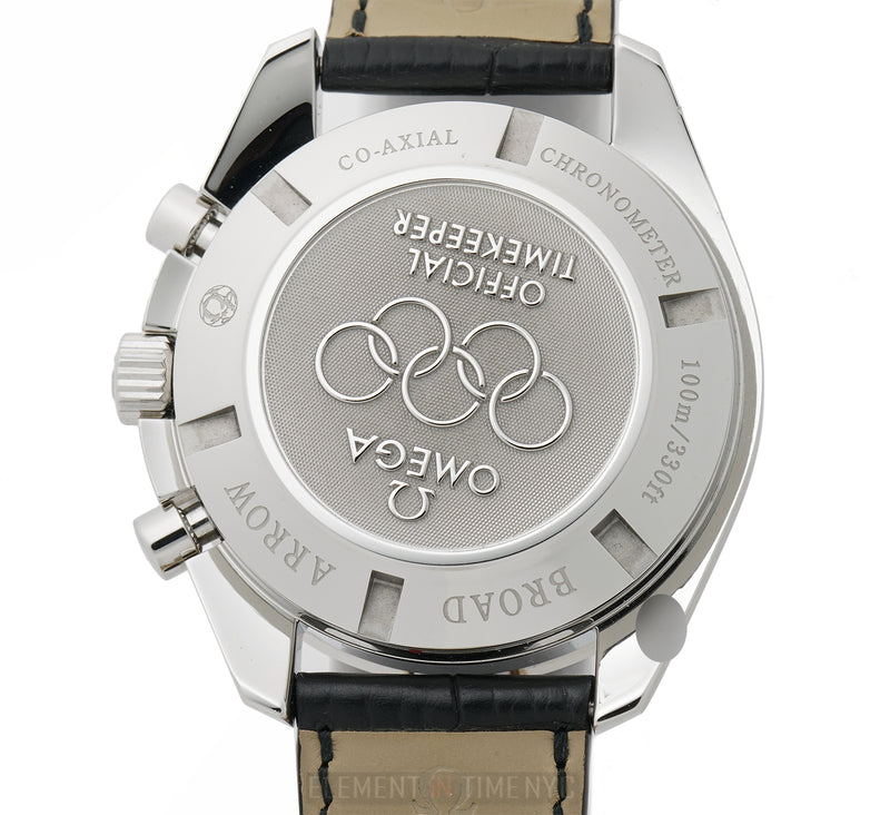 Broad Arrow Timeless London Winter Olympic Edition 2012