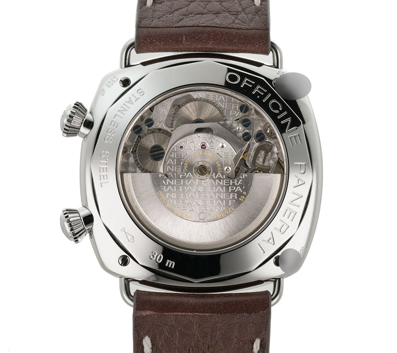 Radiomir GMT Alarm 42mm Steel GP-Based Movement E Series