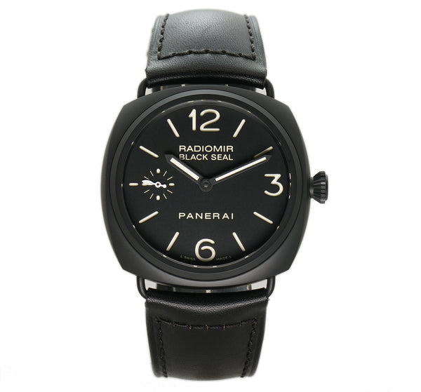 Radiomir Black Seal Ceramic 45mm Black Dial