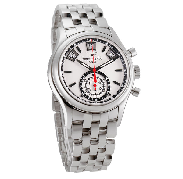 Annual Calendar Flyback Chronograph Steel 41mm