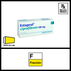 Estaprol 100mg x 60 cápsulas