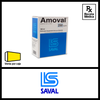 Amoval 250mg/5ml x 100mL polvo para suspensión oral