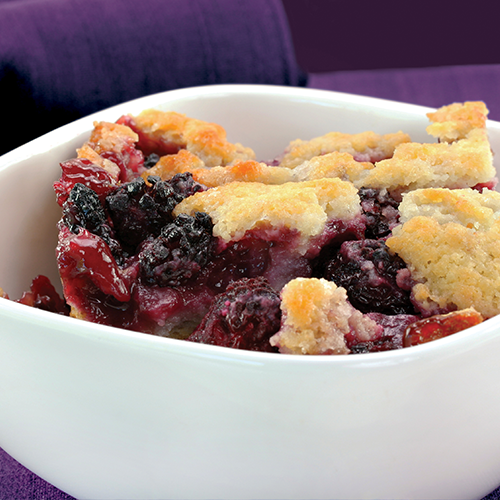 Blackberry Cobbler Ilmvax