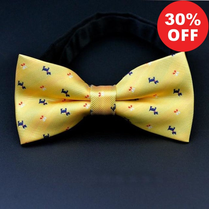 1910 Collection Men Pre-tied Bow Ties (+More Colors) - Urban Spade Exclusive Shop
