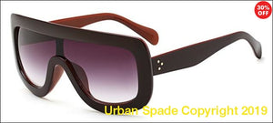 2019 Stylish Oversized Retro Women's Sunglasses (+More Colors) - Urban Spade Exclusive Shop