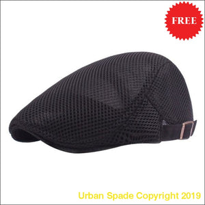 "2019 Urban Spade Stylish ""Newsboy Cap"" (+More Colors) - Urban Spade Exclusive Shop"