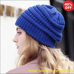 2019 Urban Spade Trendy Women's Soft Stretch Beanie Skull Cap (+More Colors) - Urban Spade Exclusive Shop