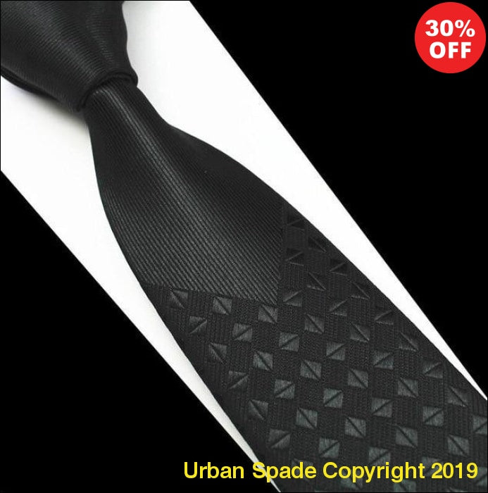 2019 Williams Collection Skinny Luxury Men's Floral Neckties (+More Colors) - Urban Spade Exclusive Shop