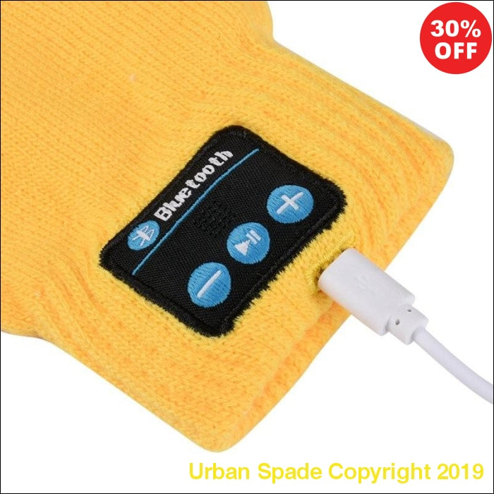 Hot 2019 Winter Unisex Bluetooth Gloves for iphone and Samsung!! (+More Colors) - Urban Spade Exclusive Shop