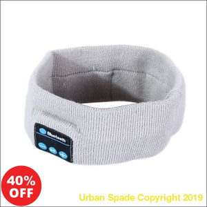 Luxury Wireless Bluetooth Sports Headband With Earphones, For Iphone and Samsung (+More Colors) - Urban Spade Exclusive Shop