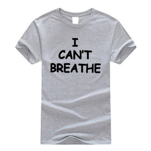 "I Cant Breathe Men and Women (unisex) T-Shirts Protest Tees ""END Police Brutality Now"" - Urban Spade Exclusive Shop"