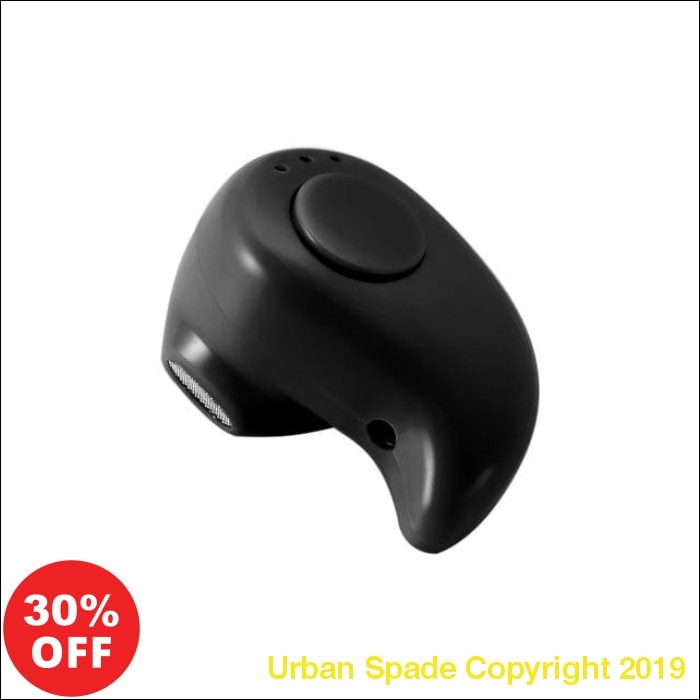 Stylish Mini Wireless Bluetooth Earphone in Ear Sport with Mic Earphones (+More Colors) - Urban Spade Exclusive Shop