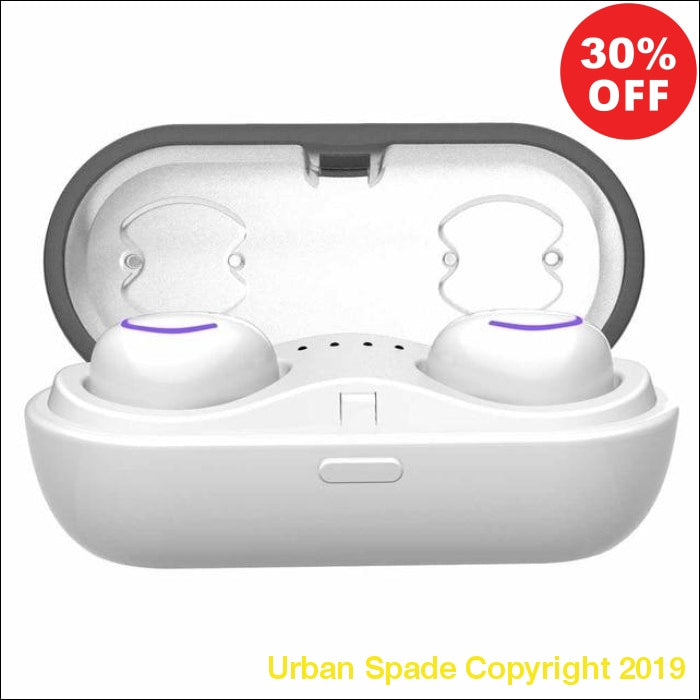 Stylish Wireless Bluetooth Earphones In-Ear Wireless Headphones Stereo Earbuds Sports Headset (+More Colors) - Urban Spade Exclusive Shop