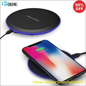 Urban Spade DCAE  Wireless Charger (+More Colors) - Urban Spade Exclusive Shop
