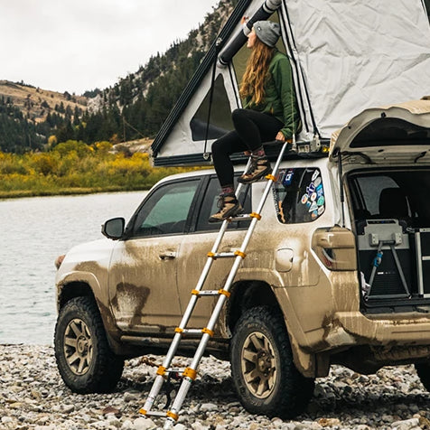 8' Ladder for Tents and Campers