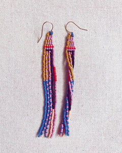 Mini Fringe Earrings - Made 2 Order