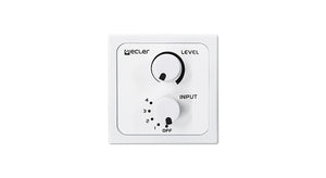 Remote wall panel control for one