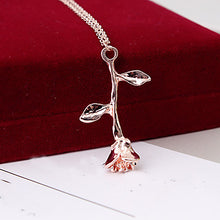 Women's Flower Shape Floral Simple Fashion Pendant Necklace , Alloy Pendant Necklace Daily Costume Jewelry